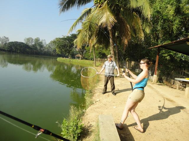 Big Game fishing adventure tour