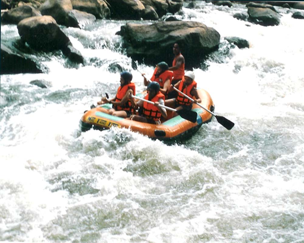 Exciting Chiang Mai  - Whitewater rafting and biking CMA-01