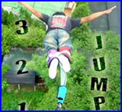 Bungy jump in Chiang Mai
