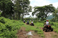 ATVS Chiang Mai Tour, All Terrain Vehicle Adventure in Chiang Mai, North Thailand