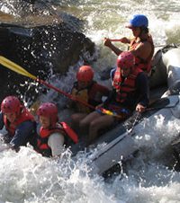 Siam River Whitewater Rafting