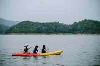 One day Trip Kayaking to Mountain Float in Maengad Dam