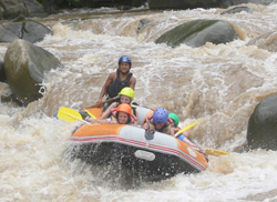 Have a  wonderful experience of Whitewater Rafting in Mae Taeng Area, north of Chiang Mai