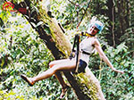 Eagle Track Zip line Chiang Mai, Enjoy your life! Extreme fun&double safety