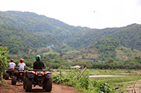 ATV 3 hours Adventure in Chiang Mai, North Thailand