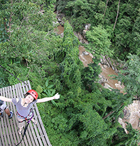Zip line Chiang Mai Adventure