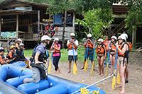 White Water Rafting
