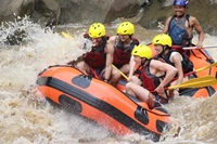 Siam River Whitewater Rafting Chiang Mai & Northern Thailand