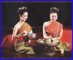 Old Chiang Mai Cultural Center (Khantoke dinner & Hill tribe show) with round trip transfer