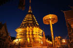 Chiang Mai Twilight Tour - Doi Suthep Temple Tour Chiang Mai Highlight