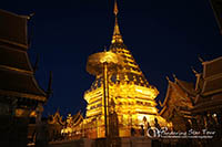 Wat Umong Temple & Doi Suthep Temple