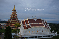 One day Chiang Rai White Temple, Blue Temple and Wat Huai Pla Kung