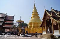Lamphun Temples Tour