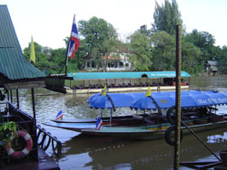 Mae Ping River Cruise in Chiang Mai