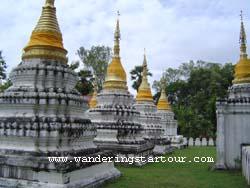 Chedi Sao Temple
