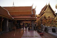 Doi Suthep Temple remains an important sight that first time visitors to Chiang Mai should not miss