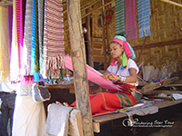 Visit Karen long neck tribe who wear brass neck-ring where you will meet The Karen Long Neck (Padaung)