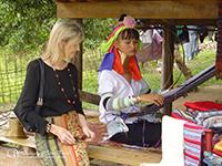 Visit Karen Longneck hill tribes