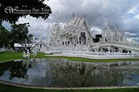 Visit White Temple (Wat Rong Koon)