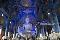 Visit Blue Temple ( Wat Rong Sua-Tent)
