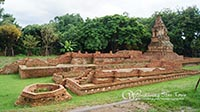 "Visit ""Wiang Kum Kam the Ancient Underground City"" The first capital of Lanna"