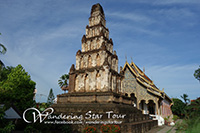 "Visit Wat Chamthewi – named after Queen Chamthewi the first ruler of Haripunchai or very well known among local people as ""Wat Ku Kut"" meaning the Chedi that has no top due to the lightning strike."
