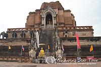 Visit Wat Chedi Luang