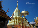 Doi Suthep Temple – One of five Royal Temples in Chiang Mai, It is not only an important and holy temple but also famous tourist area. This is Chiang Mai's most important and most visible landmark
