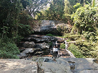 Visit Mon Tha Than waterfall enjoy swimming and relax time