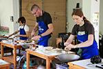 Thai Secret cooking school & Organic farm (Evening Course)
