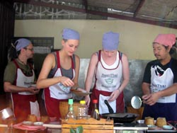 Baan Thai Cookery School: Thai Cooking Course in a Northern Thai Home-Style Setting