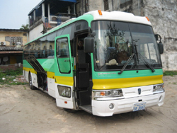 Package 18 hours Chiang Mai to Luang Prabang by Mini bus and Bus (Visit Wat Rongkhun (White Temple)
