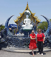 Chiang Rai Tour and Transfer to Chiang Khong (Private tour only)