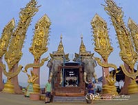 Golden Triangle - Golden Triangle-meeting point of Thailand, Laos and Myanmar