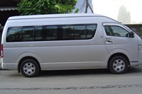 Chiang Mai Transfer Service to Sukhothai (One Way)
