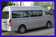 Mini - bus service from Chiang Mai to Nong Khai-Vientian (One Way)