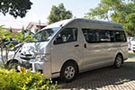Private car or mini bus for 4 days to visit hightlight of Chiang Mai and Chiang Rai