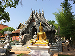 Mini Bus Hire with Driver Chiang Mai -  One Day Temples Visit, Wat Umong, Wat Suandok, Wat Phrasingh, Wat Chedi Luang, Wat Srisupan ( Silver Temple) & Local Market