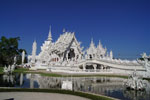 Wat Rong Kun (White Temple)