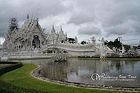 Visit Wat Rong Khun (White temple)