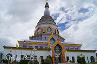 Chiang Rai Package Tour - 2 days 1 night  Chiang Rai - Doi Mae Salong -  Chiang Dao Cave  Package Tour