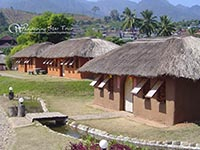 Package Tour : 3 days 2 nights Chiang Mai - Pai - Mae Hong son Tour package