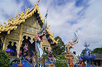 Tour Package 4 Days 3 nights Private Tour Chiang Mai  to Chiang Rai Tours