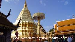 Visit Doi Suthep Temple
