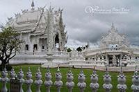 Visit White Temple (Wat Rong Khun)