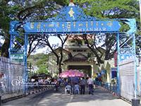 Mae Sai Thai/Burma border town