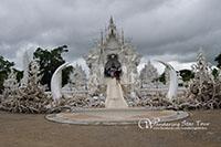 White temple (Wat Rong Khun)