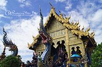 Wat Rong Suea Ten (Blue Temple)
