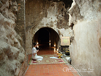 Visit Wat Umong
