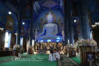 Visit Blue Temple (Wat Rong Sua Tent)
